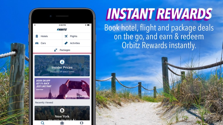 Orbitz Hotels & Flights screenshot-8