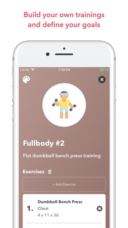 Poisonous - Workout Tracker