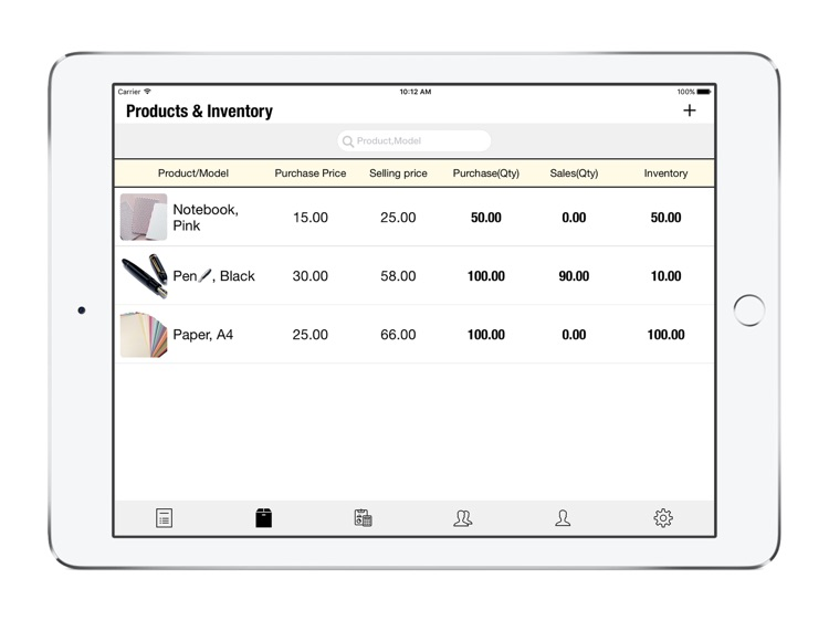 Retail Inventory Manager 2 - My Inventory tracking