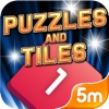 Puzzles and Tiles:  Win the dragons in a Threes & 2048 game!