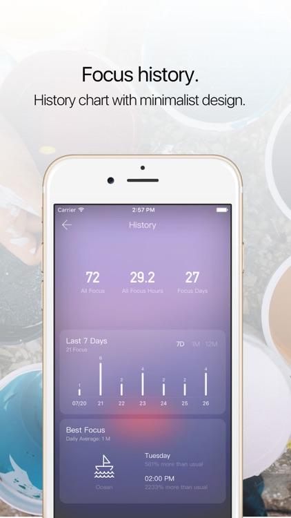 Tide Lite: Natural Focus Timer