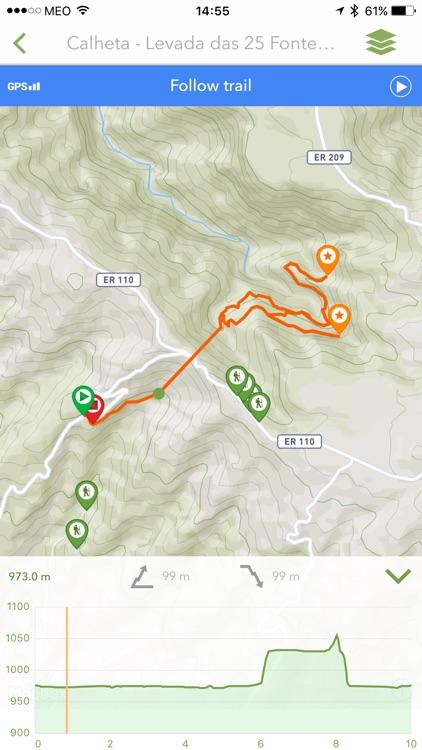 WalkMe | Walking in Madeira screenshot-3