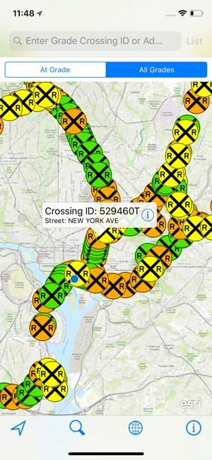 Rail Crossing Locator on the App Store