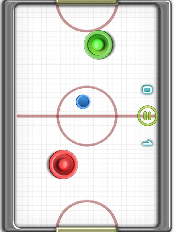Glow Hockey 2 HDのおすすめ画像6