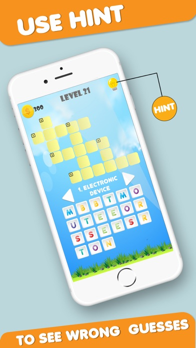 Word Hunt Puzzle screenshot 4