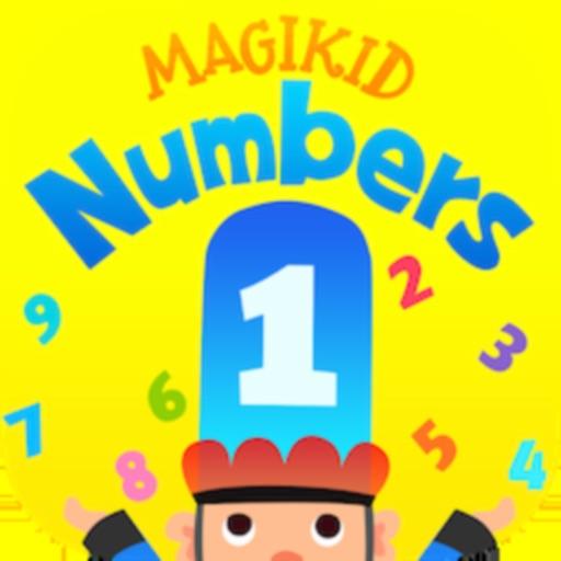 Magikid Numbers icon