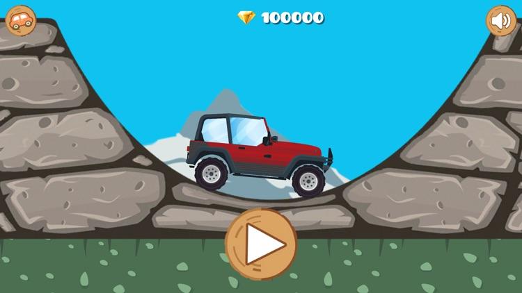Mountain Car-physics simulator