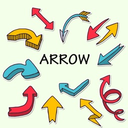 Arrow Stickers!