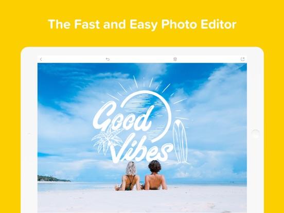 Over: Photo & Video Editor Screenshots