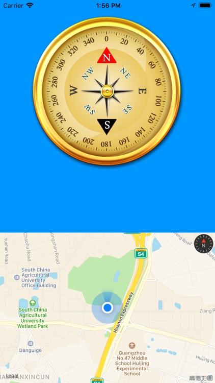 Compass.Go