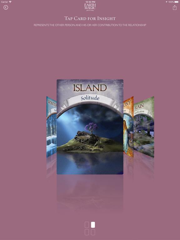Earth Magic Oracle Cards screenshot 8