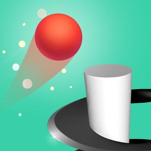 Color Balls Jump Icon