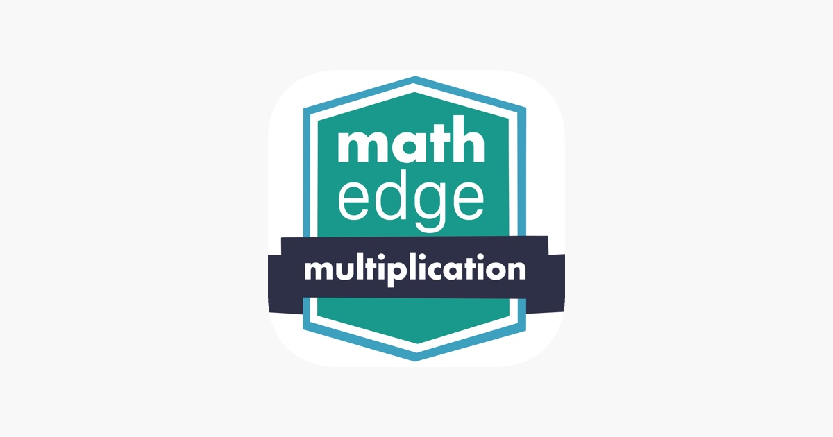 MathEdge Multiplication 2018 on the App Store
