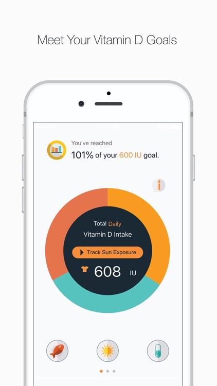 QSun - Vitamin D & UV Tracker