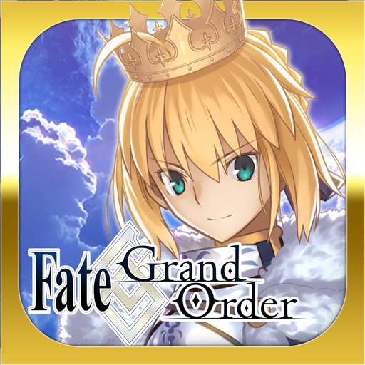 Fate/Grand Order (English) application logo