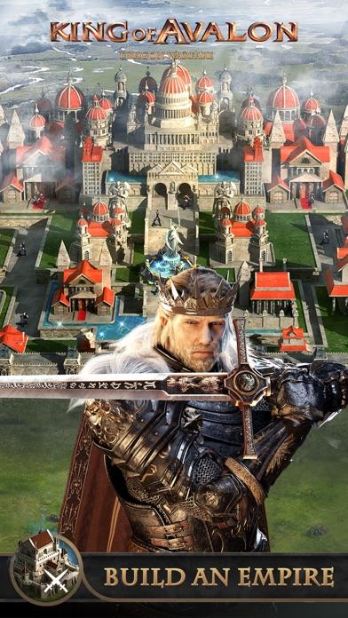 King of Avalon: Dragon Warfare app image