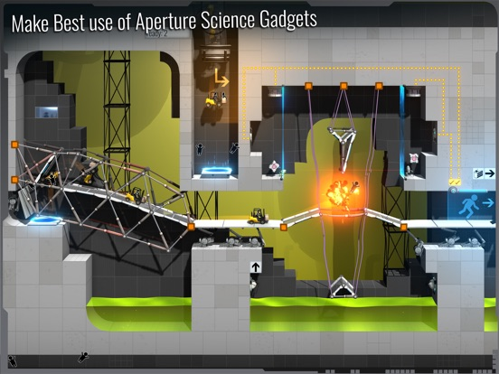 Screenshot #5 for Bridge Constructor Portal