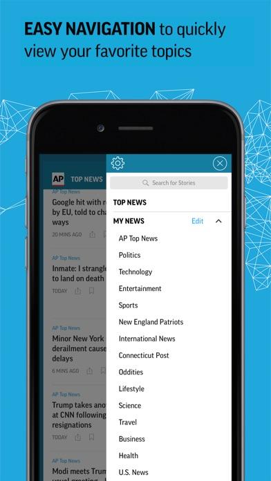 download AP News apps 2