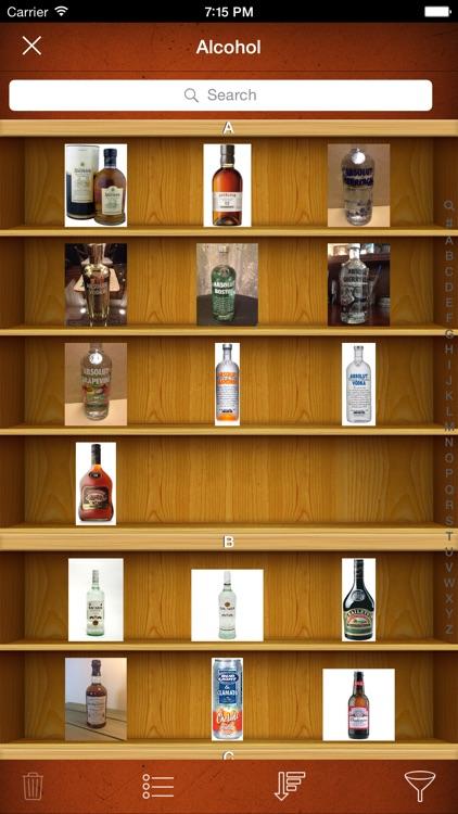 Alcohol Liquor Beer Collector screenshot-3