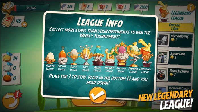 Angry Birds 2 Screenshot