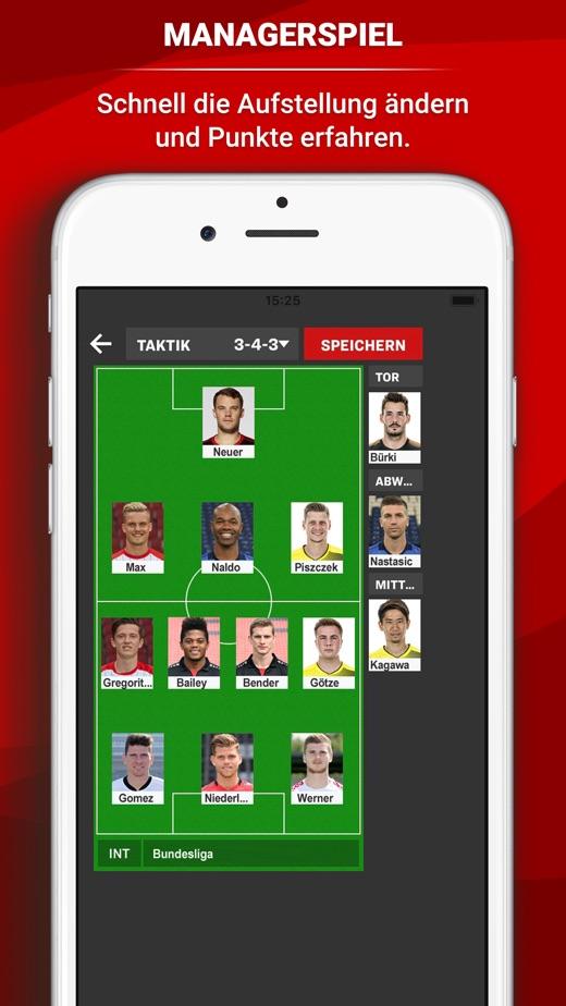 Kicker Fussball News 版本记录 Ios App版本更新记录 版本号