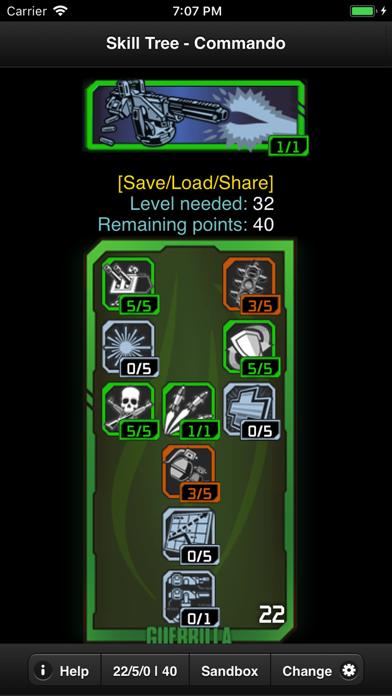 Skill Tree for Borderlands 2 at AppGhost com
