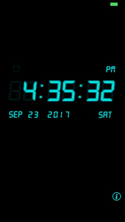 Alarm Music Clock