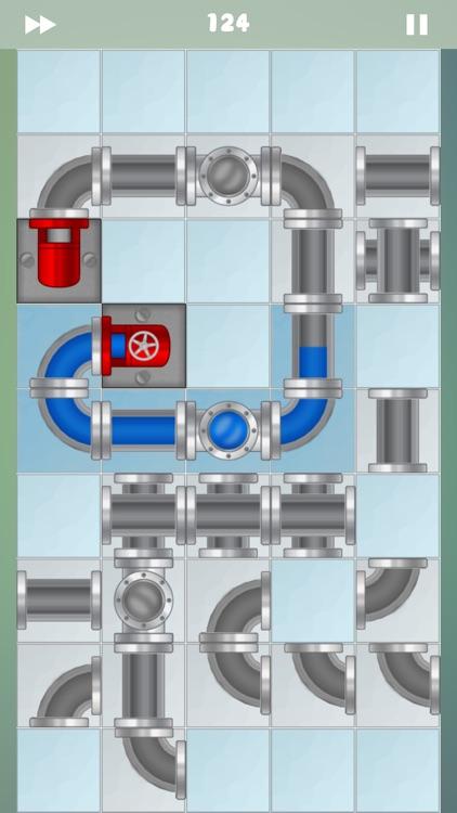 Pipeline Puzzle Lite screenshot-4