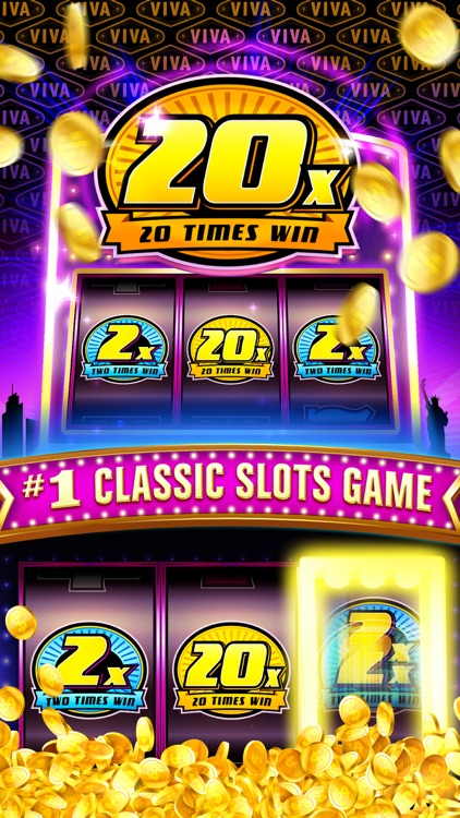 Viva™ Casino: Las Vegas Slots screenshot-0
