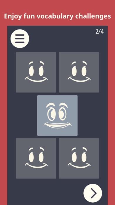 VocaStick - Learn Vocabulary screenshot four