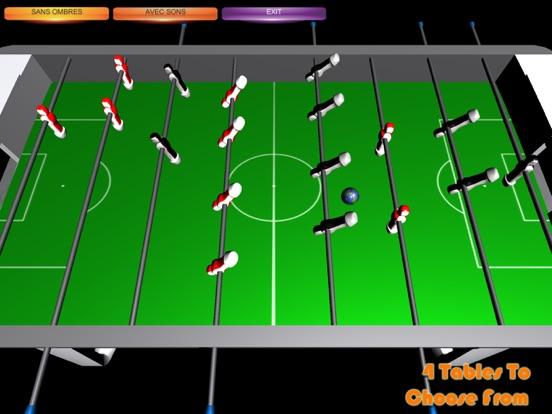 Table Soccer Foosball Pro screenshot 8