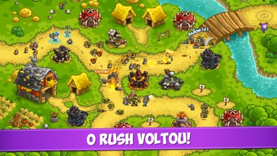 Screenshot for Kingdom Rush Vengeance in Brazil App Store