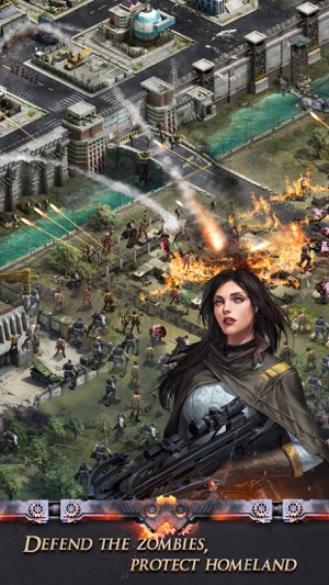 Last Empire – War Z: Strategy Screenshot