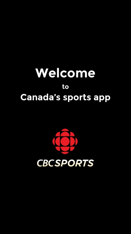 CBC Sports screenshot-0
