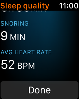 Sleep Cycle: smart alarm clock screenshot 15