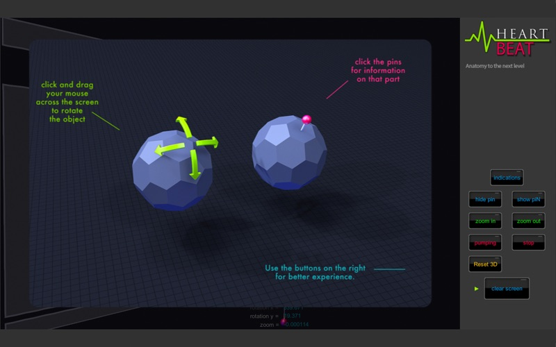 AnimatedBeatHeart скриншот программы 5
