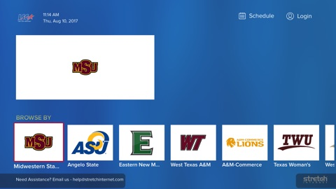 Screenshot #3 for Lone Star Conference