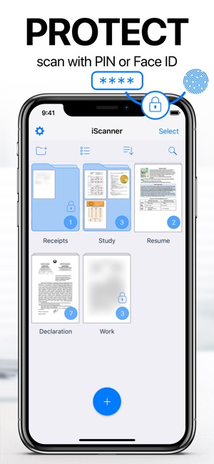 scanner pdf iphone gratis