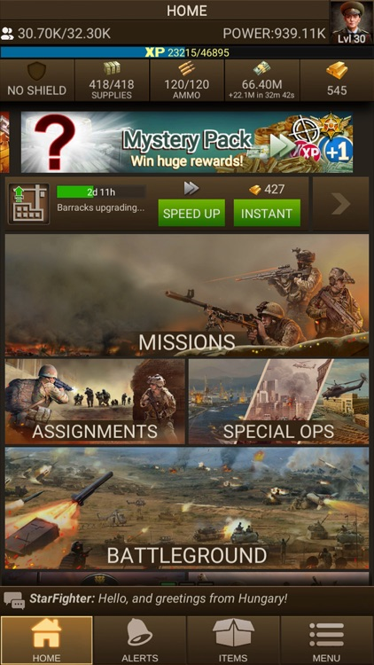 War Zone: World War RPG Game screenshot-5