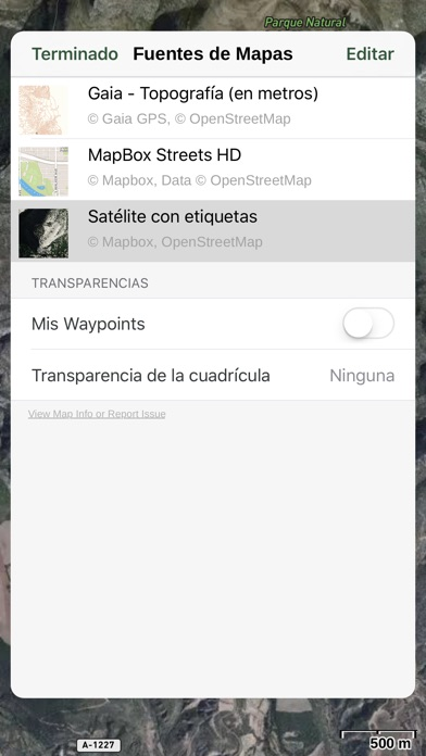 download Gaia GPS apps 4