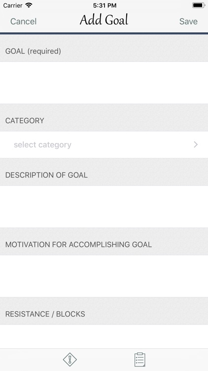 Goal-Oriented Mindset screenshot-1