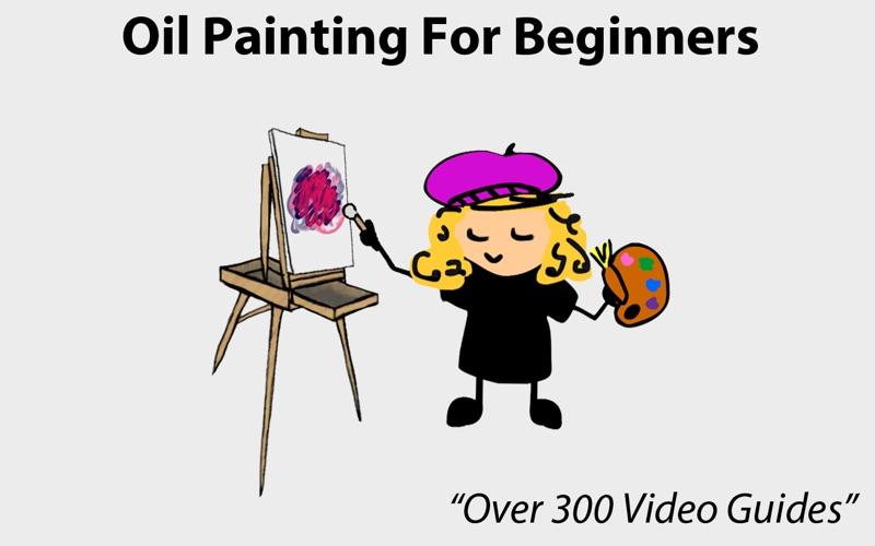 Oil Painting For Beginners screenshot 1