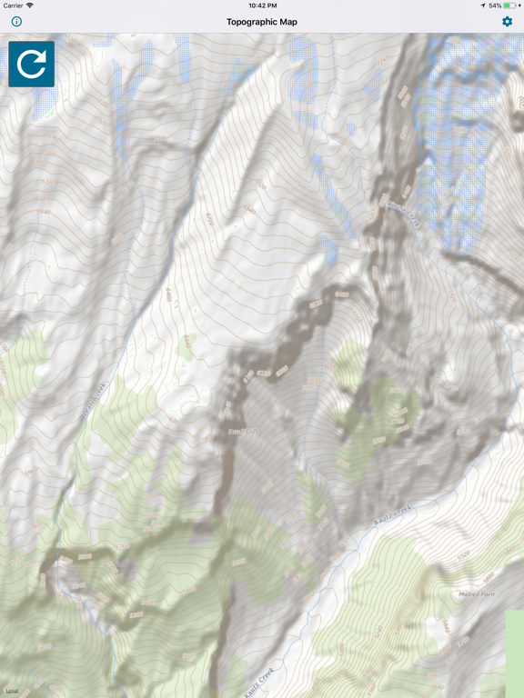 Topographic Maps & Trails screenshot 15