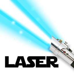 Neon lightsaber