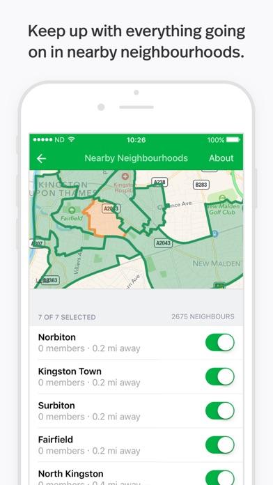 Nextdoor - Neighbourhood Appのおすすめ画像5