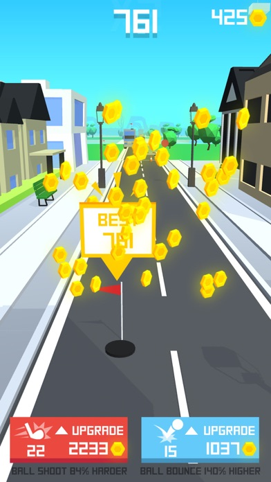 MaxiGolf Screenshot 3