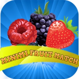 Minimi Fruit Match - Fruity