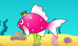 Princess Fish for TV