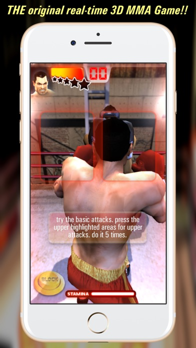 Iron Fist Boxing Lite Screenshot 1