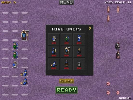 Screenshot #4 for 8bitWar: Netherworld